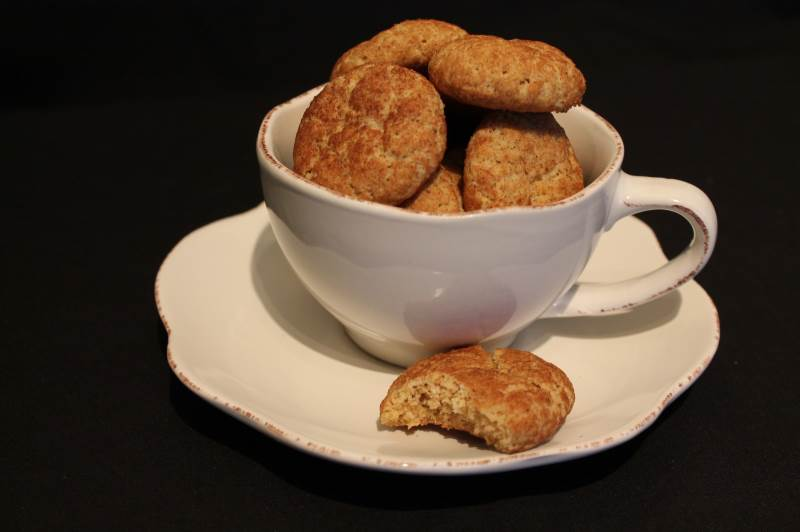Snickerdoodle småkager